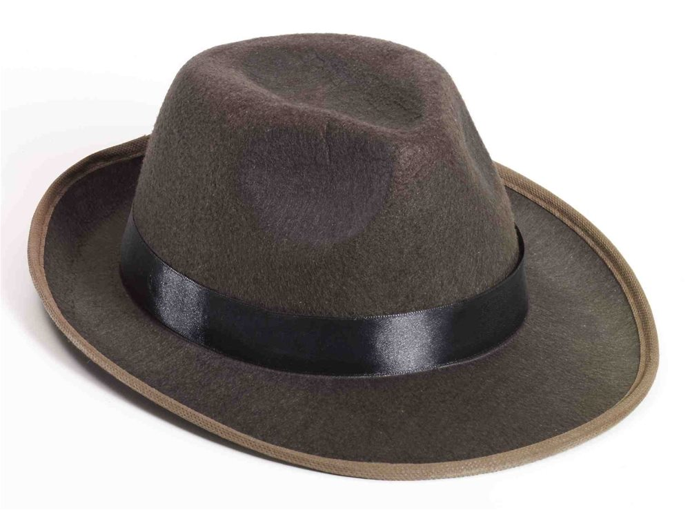 Picture of Brown Raider Adult Hat