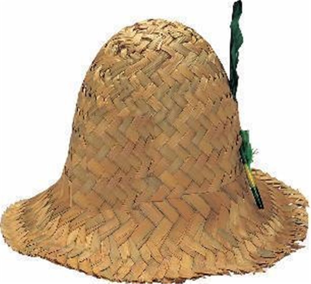 Picture of Straw Hillbilly Adult Hat