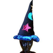 Picture of Wizard Adult Hat