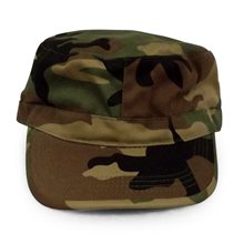 Picture of Camo Army Adult Hat