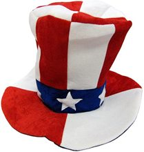 Picture of Giant Uncle Sam Adult Hat