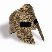 Picture of Gold Spartan Adult Helmet