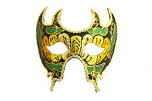 Picture of Glitter Adult Masquerade Mask
