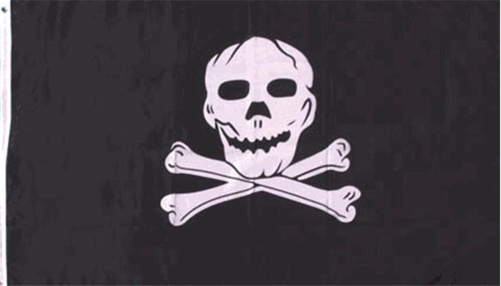 Picture of Pirate Flag 3x5ft