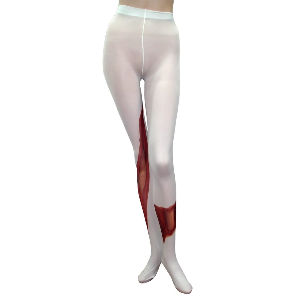 Picture of Cut To The Bone Adult Tights