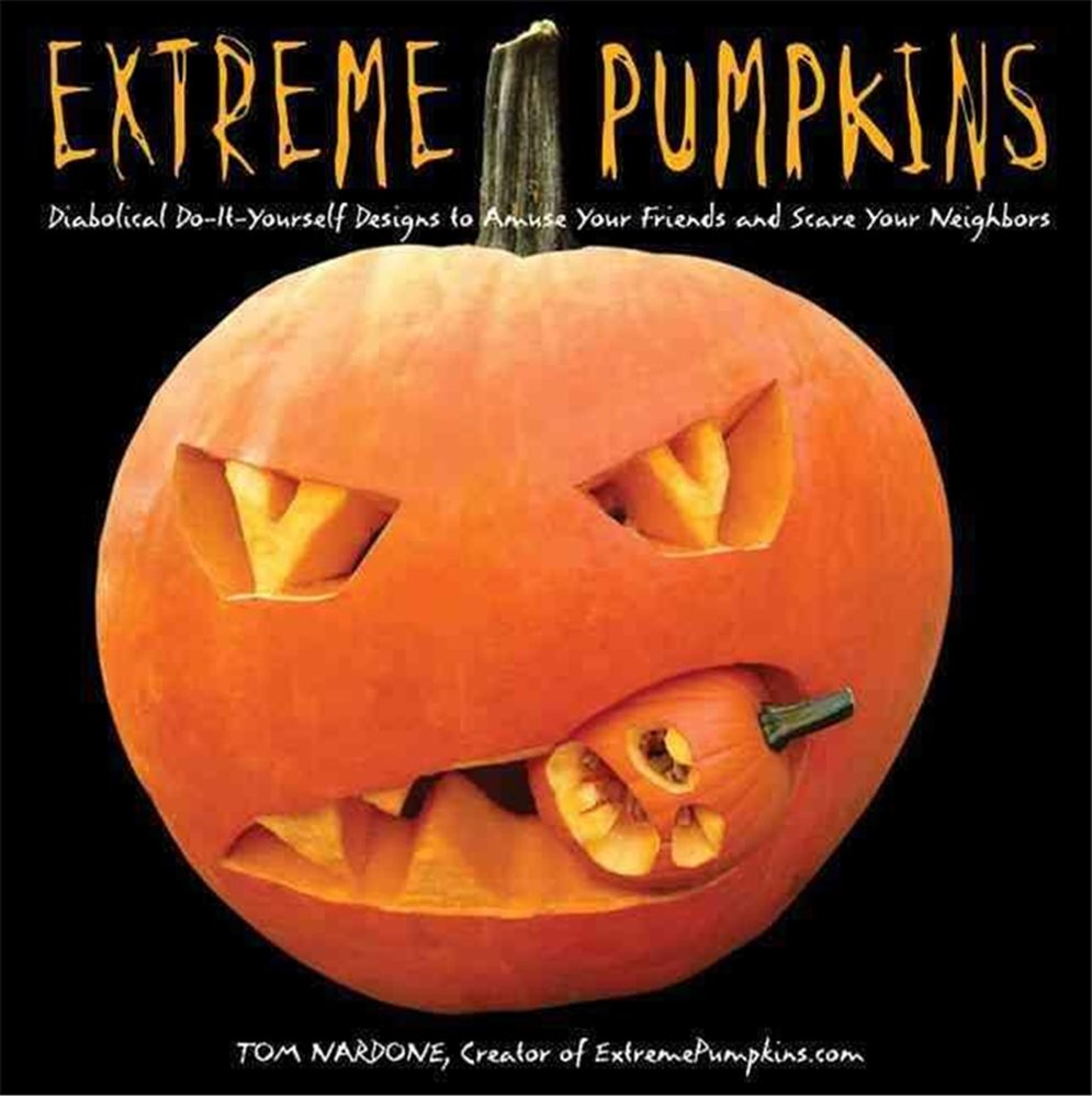 Picture of Extreme Pumpkin Carving Book