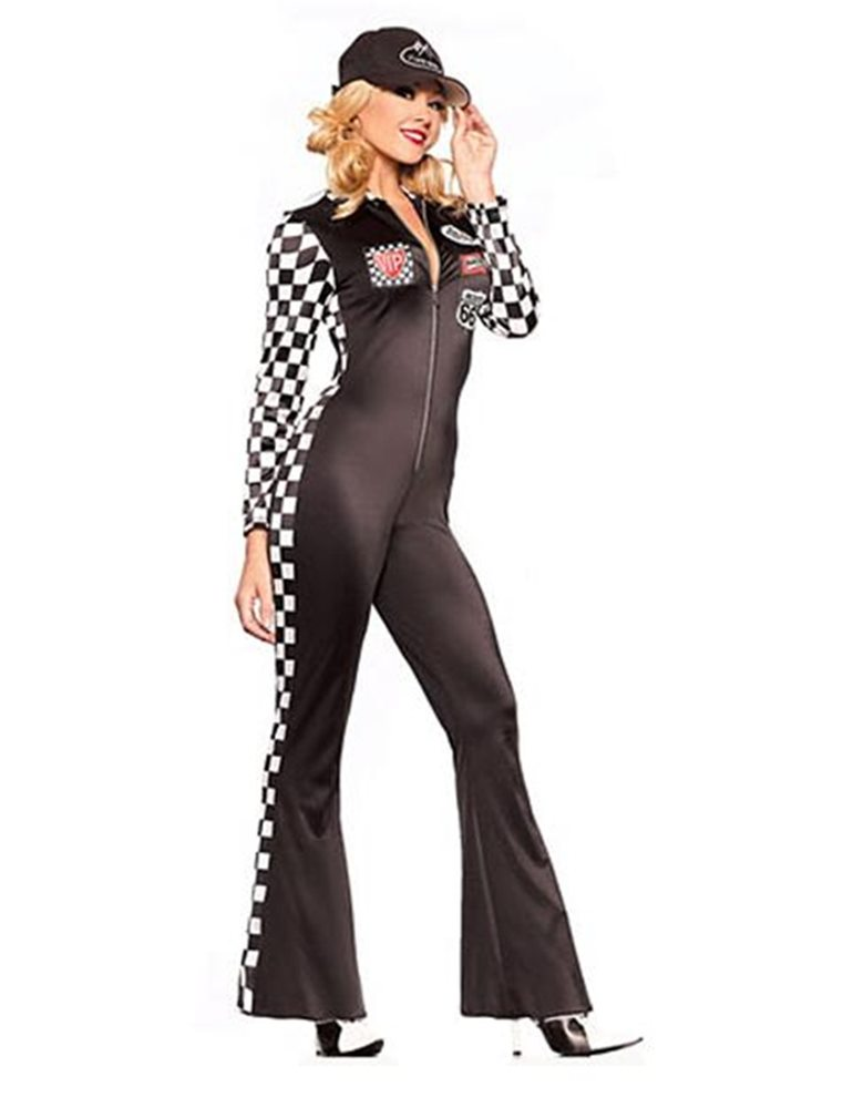 Picture of Sexy Racer Adult Costume