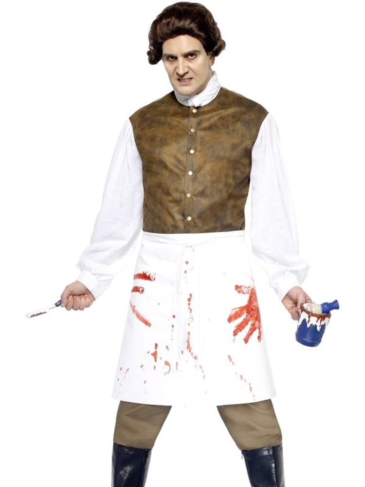 Picture of Sweeney Todd Barber Kit