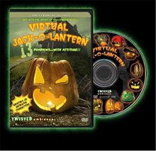 Picture of Jack O Lantern DVD