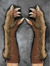 Picture of Super Wolf Adult Gloves