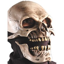 Picture of Skeleton Death Adult Mask