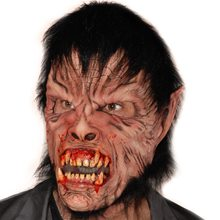 Picture of Man-Wolf Adult Mask