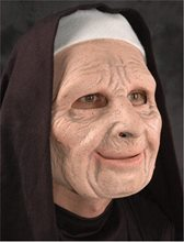Picture of The Town Nun Adult Mask