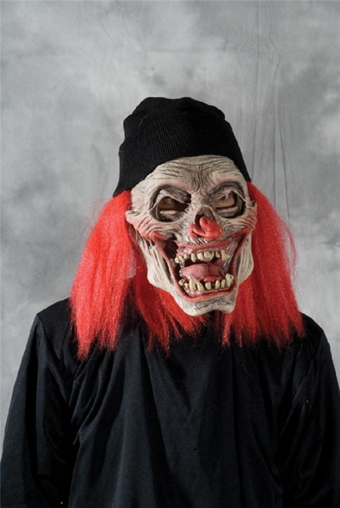 Picture of Cryptic Clown Adult Mask