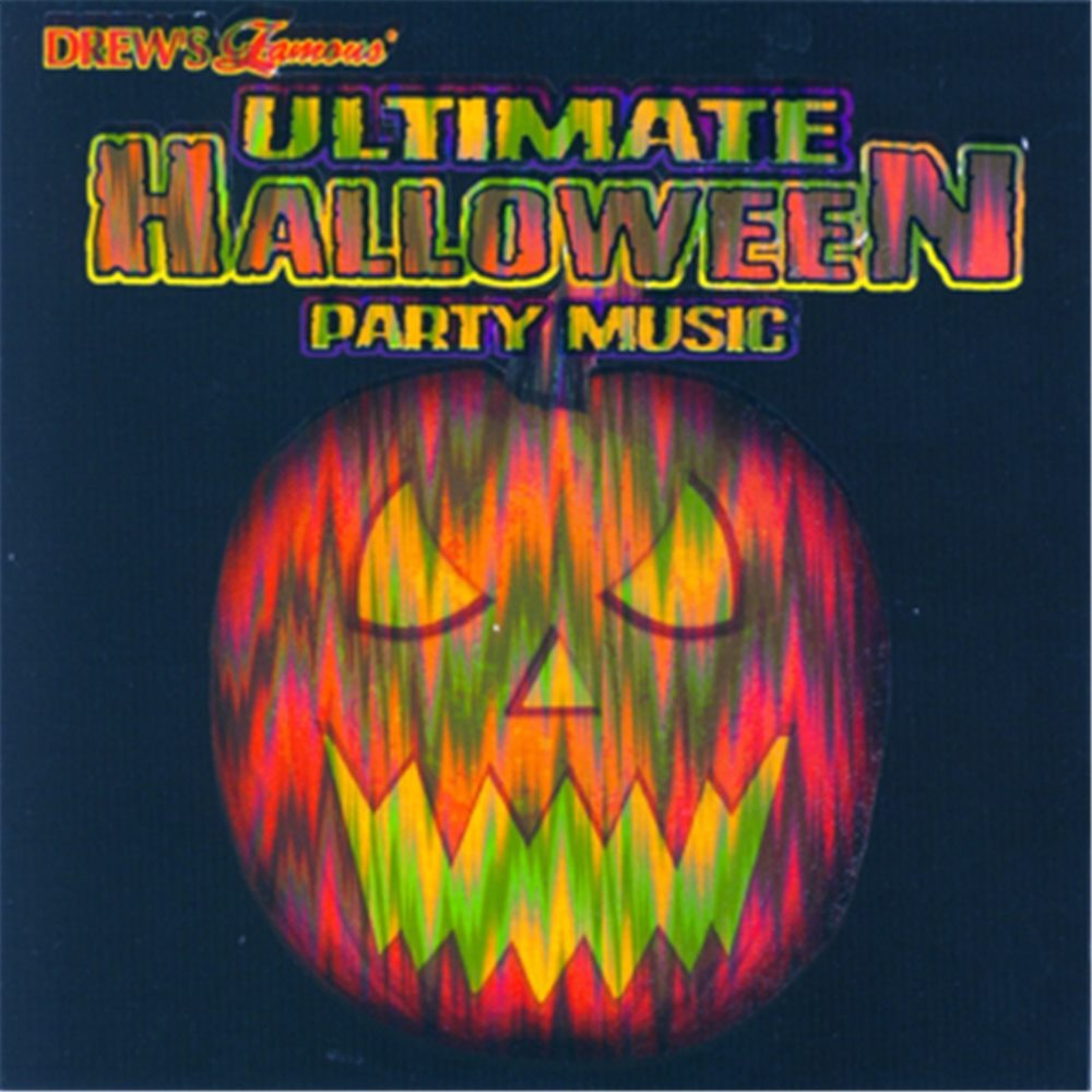 Picture of Ultimate Halloween Music CD