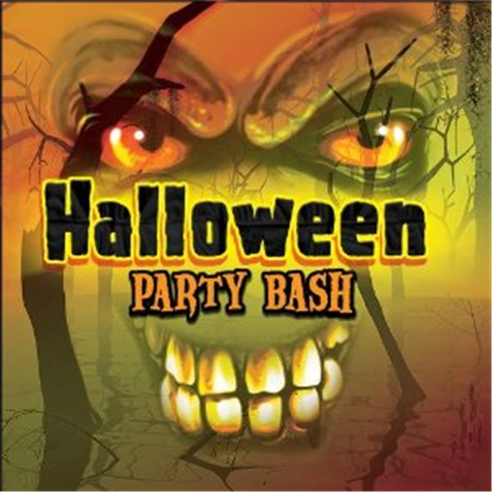 Picture of Halloween Party Bash CD