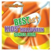 Picture of Bestest Kids Halloween Songs CD
