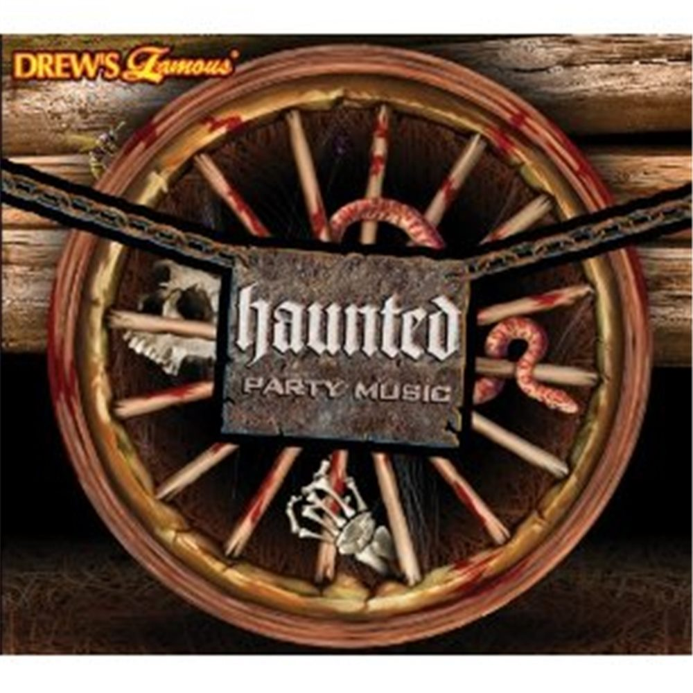 Picture of Haunted Party Music CD