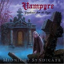 Picture of Midnight Syndicate - Vampyre Music CD