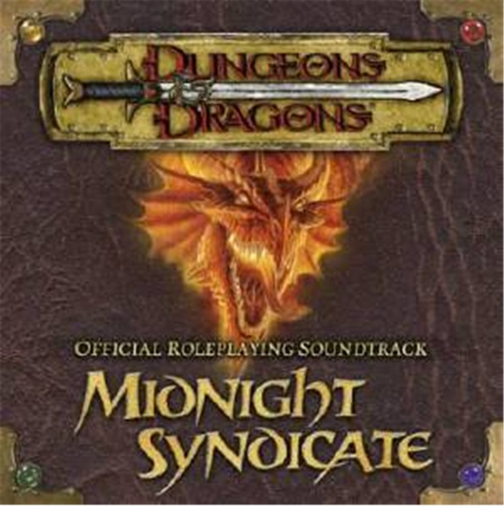 Picture of Midnight Syndicate - Dungeons and Dragons Music CD