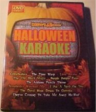 Picture of Halloween Karaoke DVD