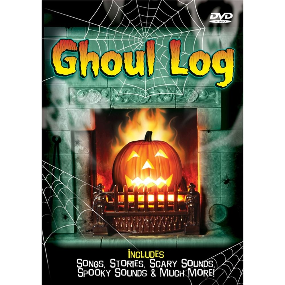Picture of Ghoul Log DVD