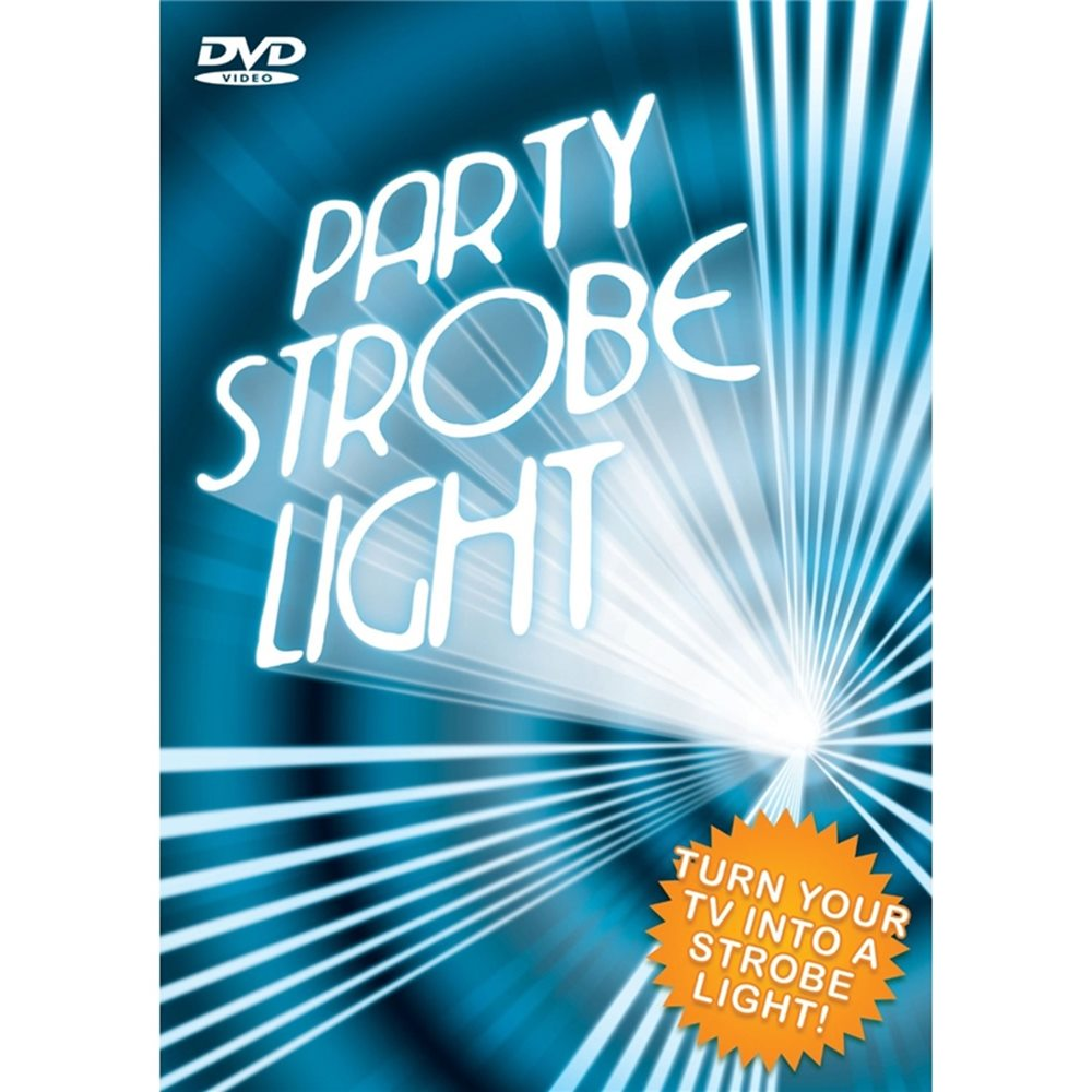 Picture of Halloween Strobe Light DVD
