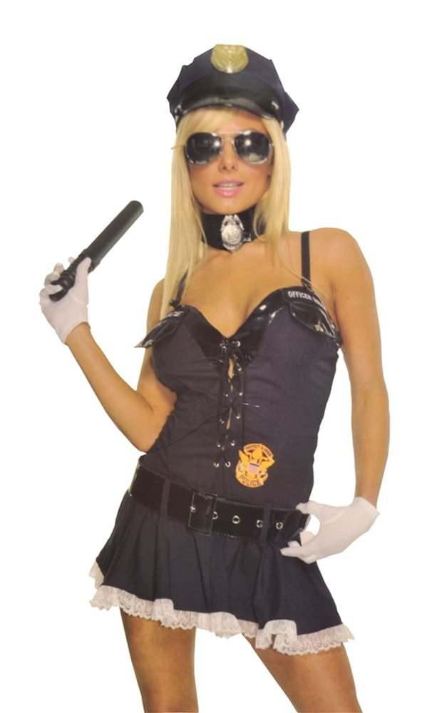 Picture of Naughty Cop Adult Womens Costume