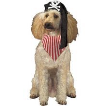 Picture of Pirate Pooch Pet Costume
