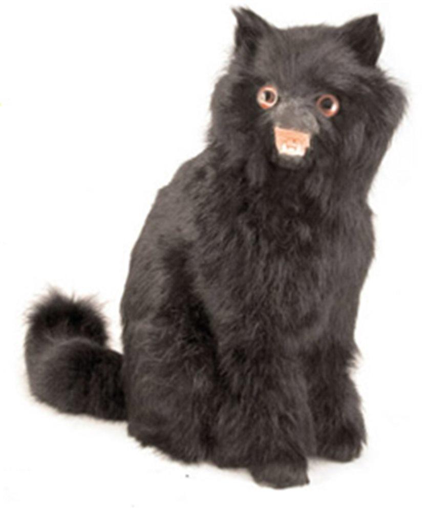 Picture of Sitting Black Cat Prop