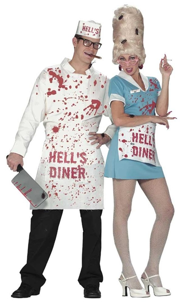 Picture of Mel The Cook Adult Costume