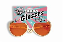 Picture of Jumbo Rock And Roll Glasses