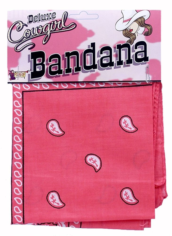 Picture of Pink Cowgirl Bandana