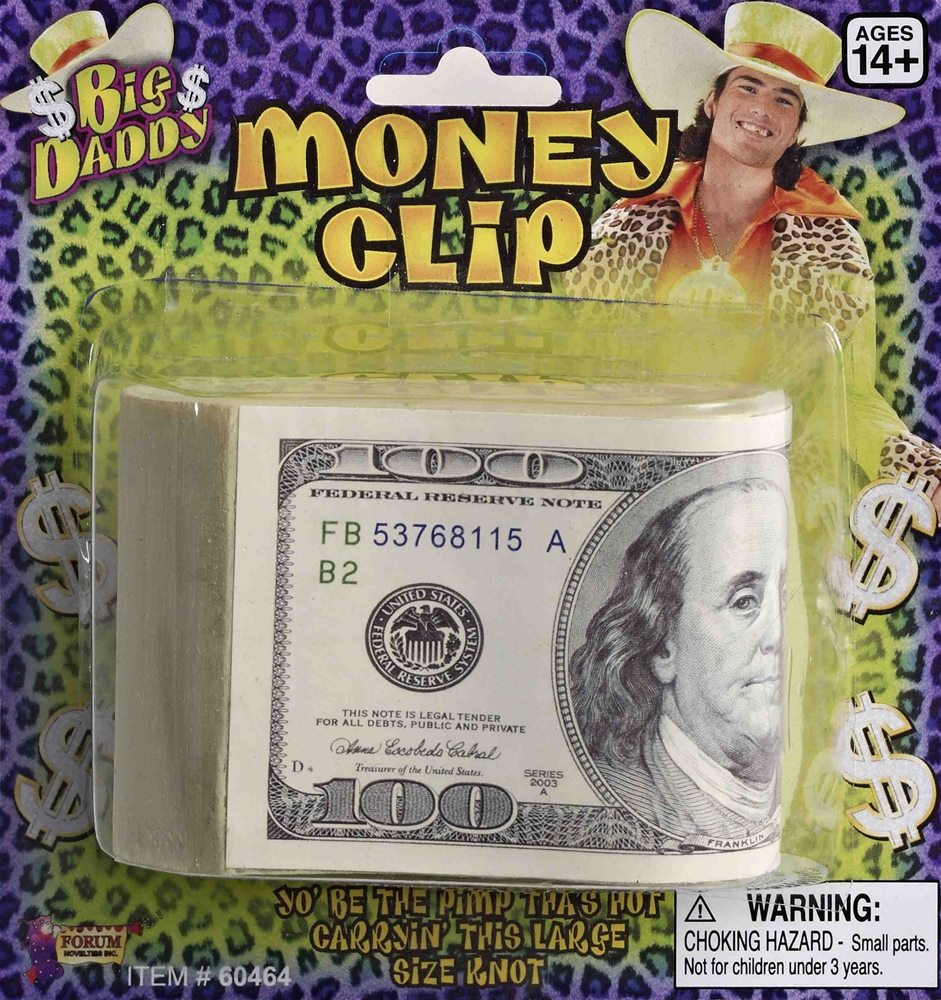 Picture of Big Daddy Money Clip