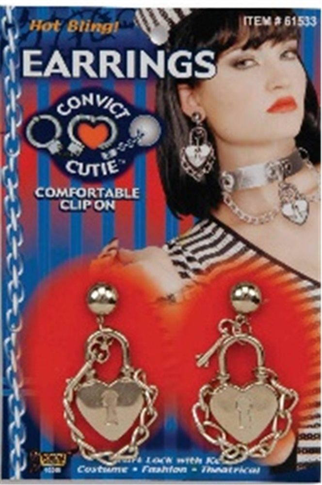 Picture of Sexy Convict Earrings