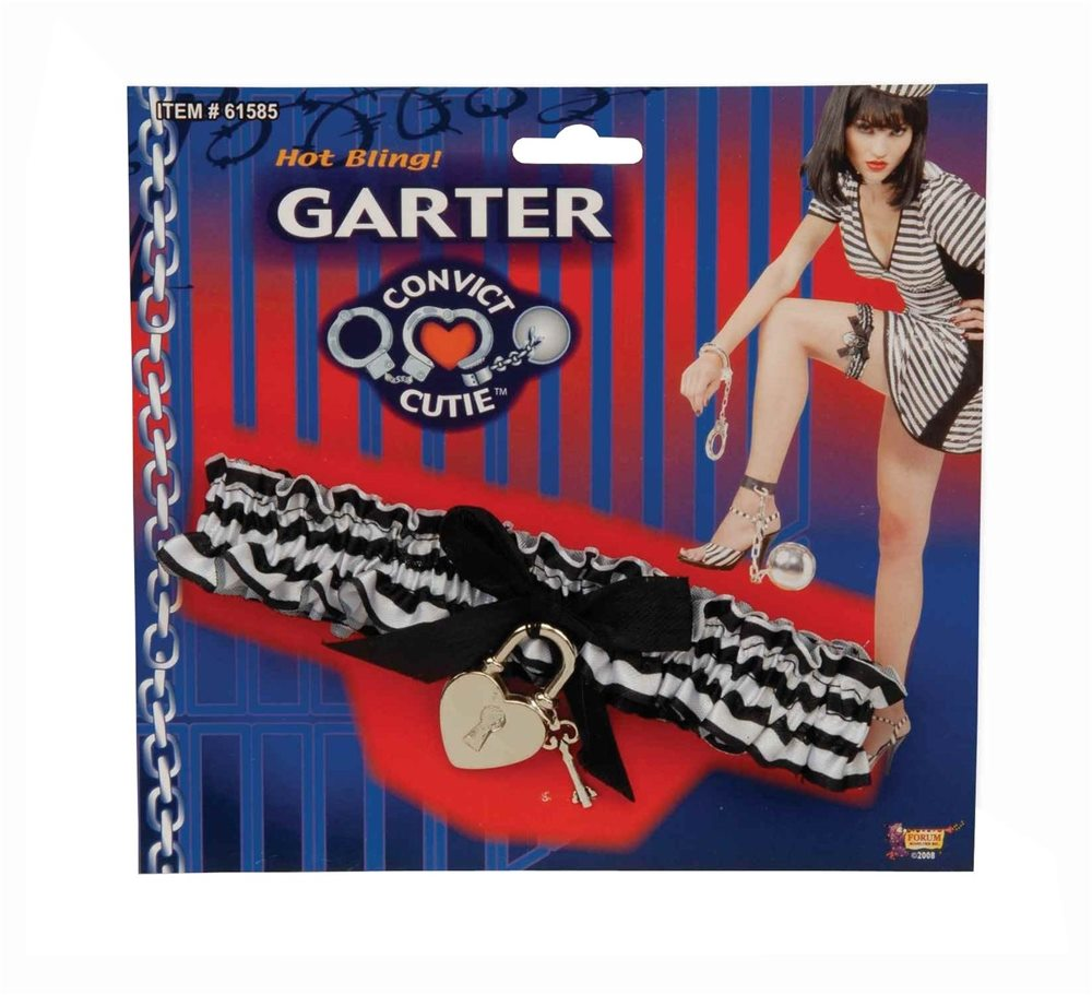 Picture of Sexy Convict Garter