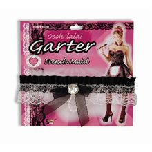 Picture of French Maid Leg Garter