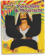 Picture of Hippie Porkchops & Moustache