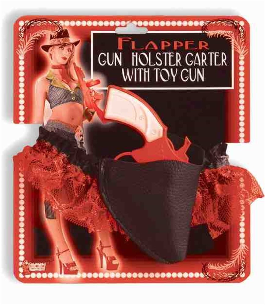 Picture of Gun And Garter Set