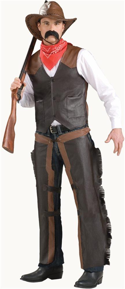 Picture of Cowboy Adult Vest