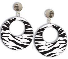 Picture of Zebra Earrings