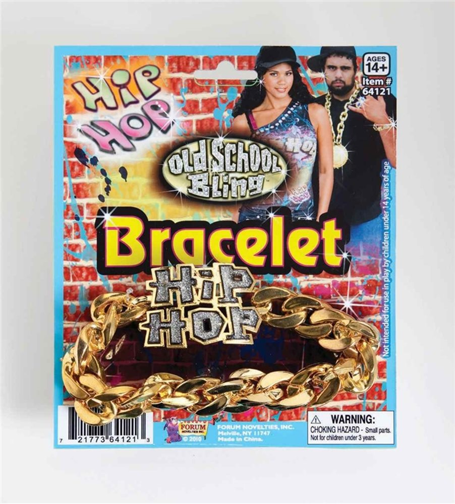 Picture of Hip Hop ID Bracelet