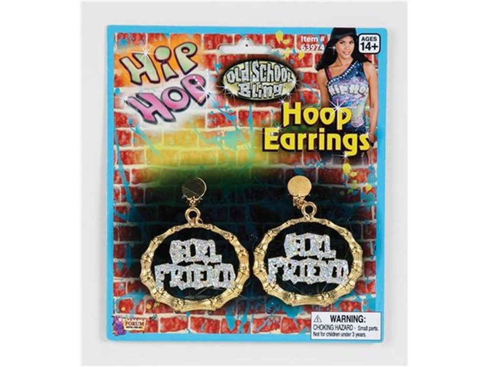 Picture of Hip Hop Earrings