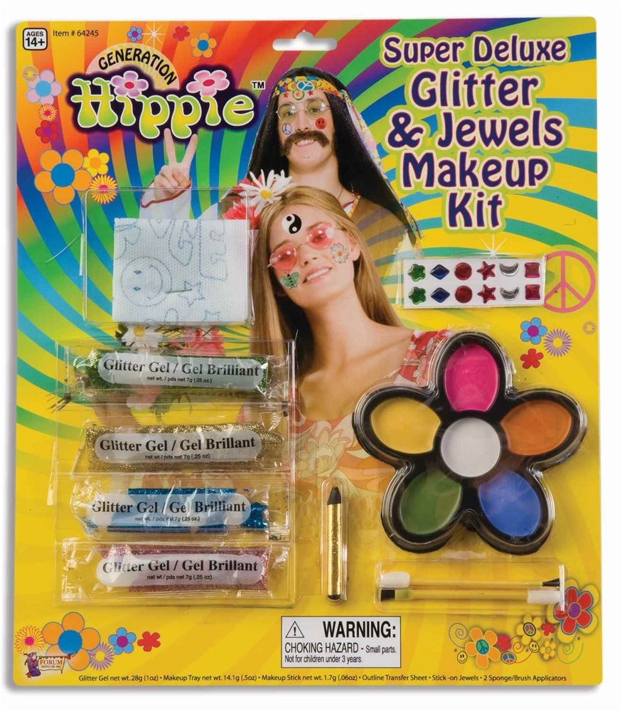 Picture of Super Deluxe Hippie Makeup Kit