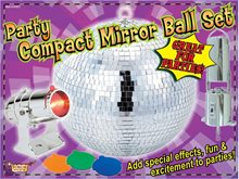 Picture of 8in Mirror Ball Set