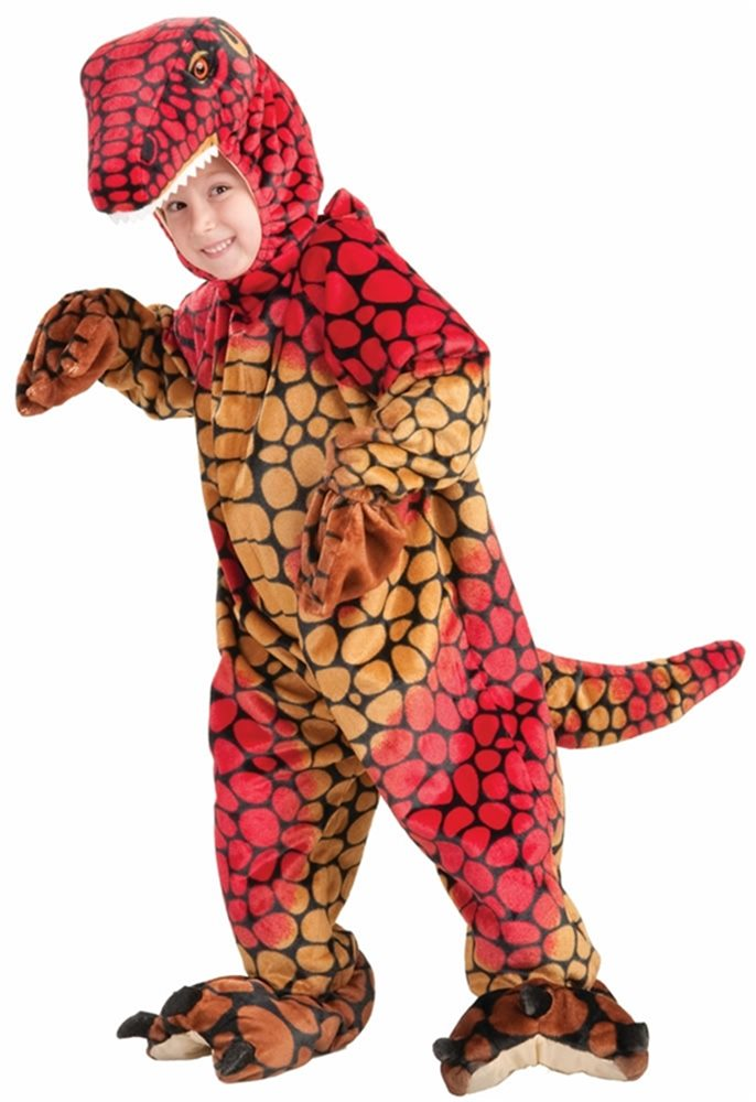 Picture of Plush Raptor Child & Toddler Costume