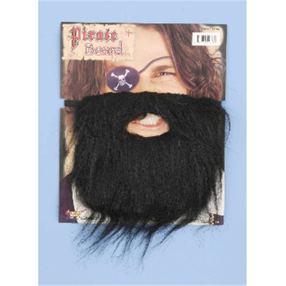 Picture of Pirate Beard Black