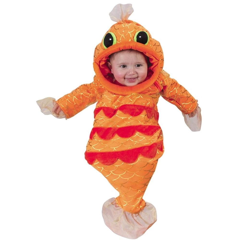 Picture of Infant Goldfish Bunting Costume