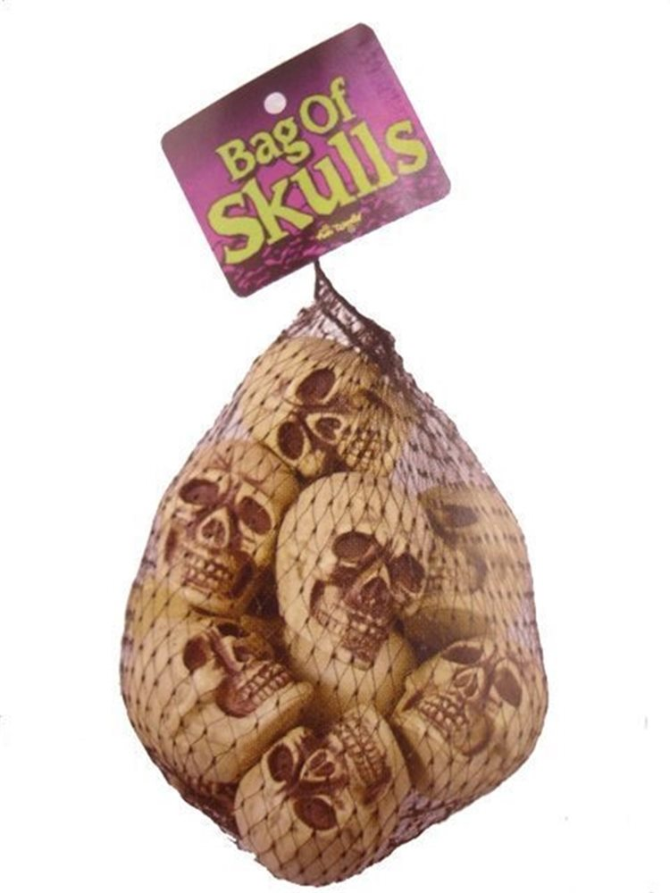 Picture of Bag of Skulls