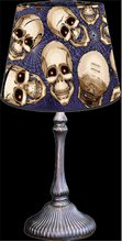 Picture of Spooky Scenes Lamp Shade Cover